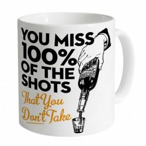 Shots Mug