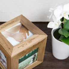 Personalised Photo Frame Keepsake