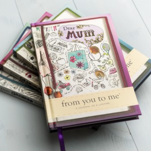 Dear Mum- From You To Me Book