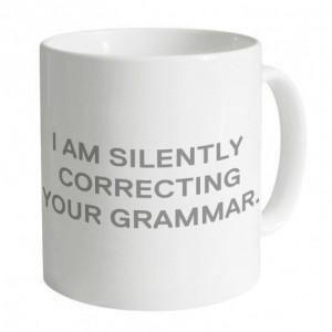 Correction Mug