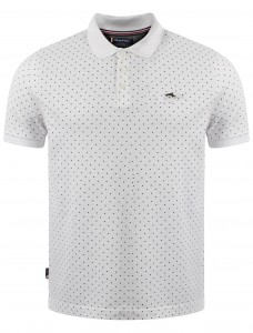 le shark abbey mews polo white