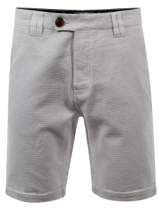 le shark damien shorts white