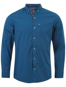 le shark hampstead shirt dk blue