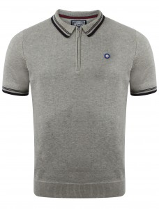 le shark parker polo grey