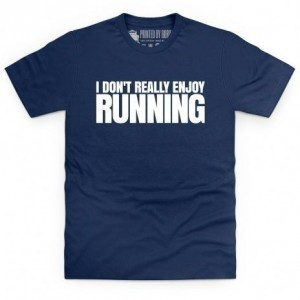 Enjoy Running T Shirt