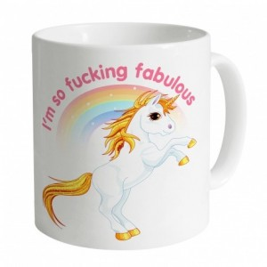 I'm So Fabulous Mug
