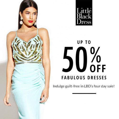 LBD Bank Holiday Sale