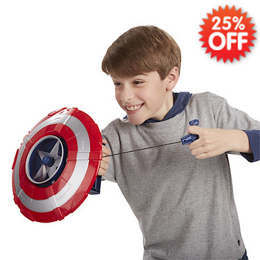 Marvel-Avengers-Age-of-Ultron-Captain-America-Star-Launch-Shield