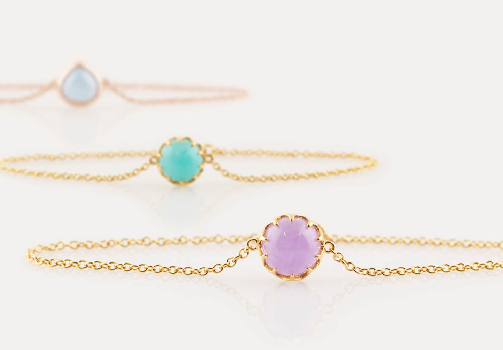 Gemondo Pastel bracelets