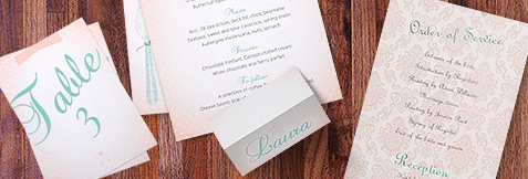 Wedding Stationery Bundle
