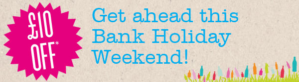 Adnams Bank Holiday promotion
