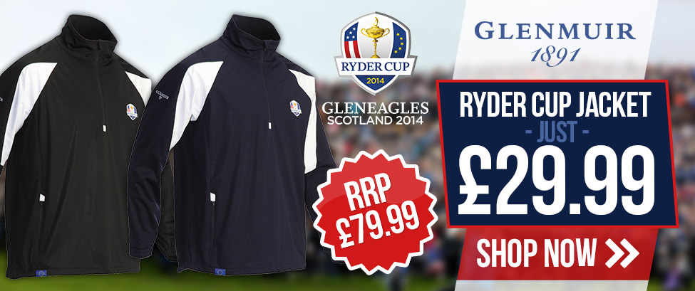 Ryder Cup Jackets