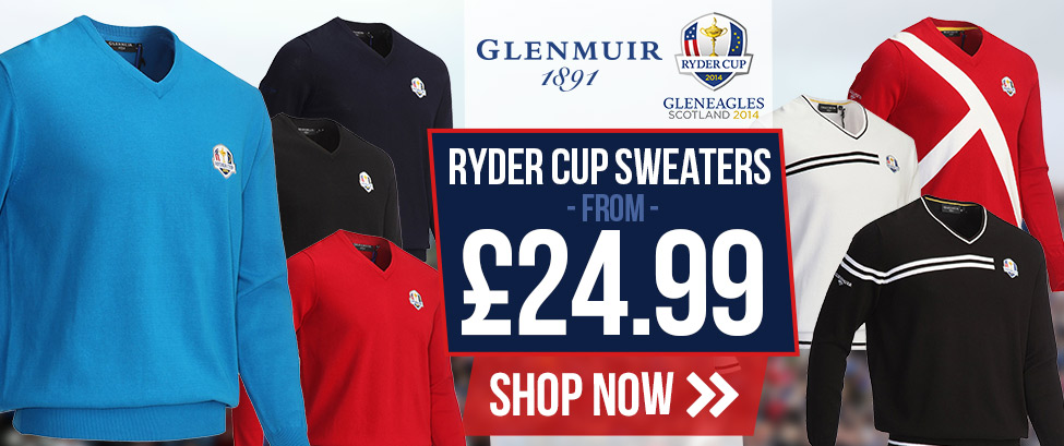 Ryder Cup Sweaters