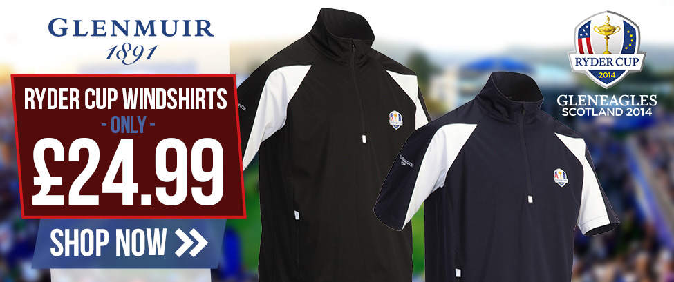 Ryder Cup Windshirts