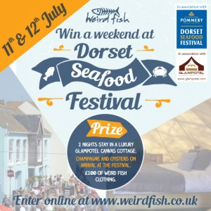 Weird Fish | Dorset Seafood Competition