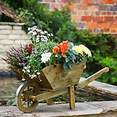 Woodland-Wheelbarrow-Planter-95H355FRSP