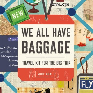 Paperchase Travel Collection
