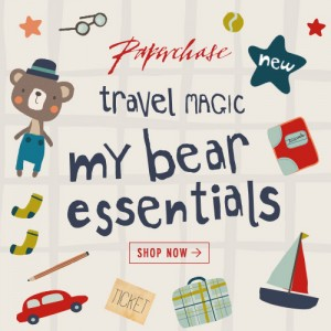 Paperchase Kids Travel Collection