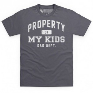 Property Of T Shirt