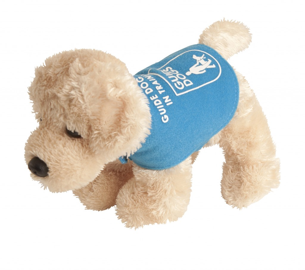 Guide Dogs Small Cuddly Toy 244060GD