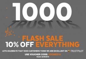 Vivomed flash sale