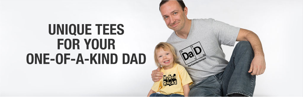 Father's Day T-Shirts at CafePress