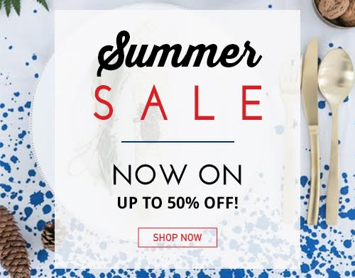 Rose and Grey Summer Sale