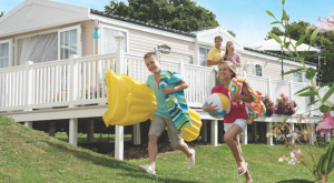 50% Off Family Holidays With Park Resorts