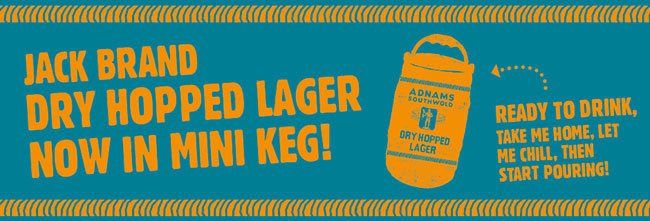 Adnams Lager Free Delivery offer