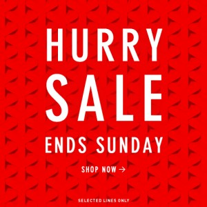 Paperchase Sale Ends Sunday