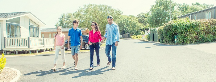 Family Holidays at Shorefield Country Park