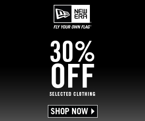 30% off select clothing
