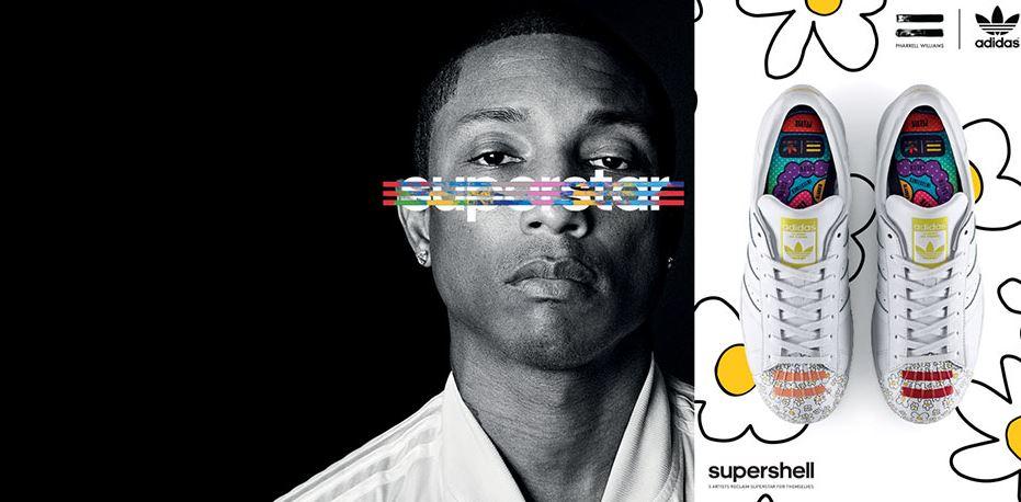Supershell Adidas