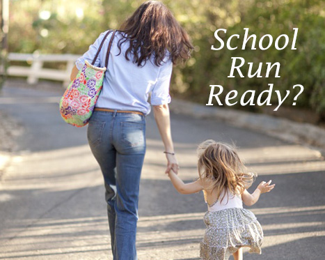 Gold Star: School Run Ready UP TO 73% OFF