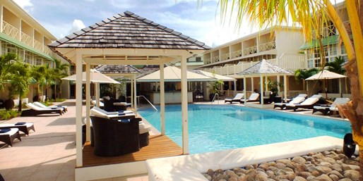 St Lucia Hotel Stay