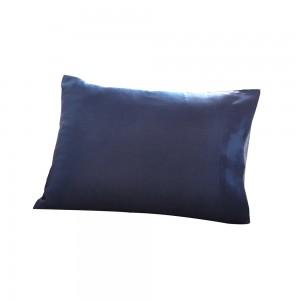 Pure silk travel pillow and pillowcase set