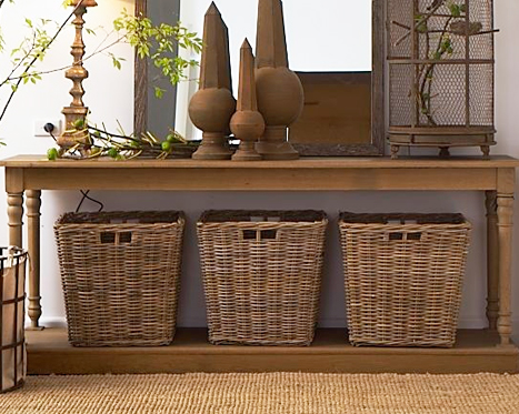 Benches & Baskets, Up to 46% off