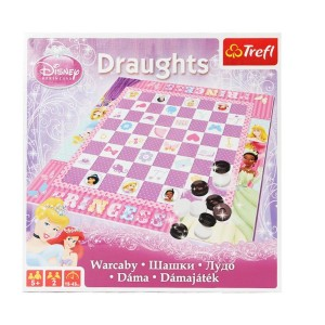 Disney Princess Draughts