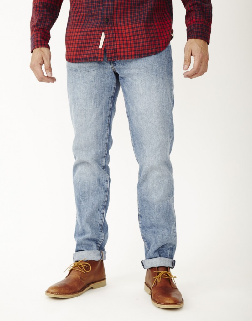 LEVI'S 511 SLIM FIT FINE TUNED JEAN
