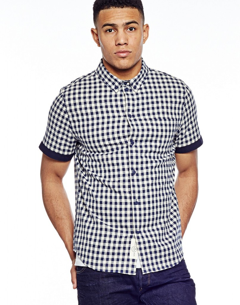 Native Youh Herringbone Gingham