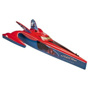 Spiderman Speed Boat