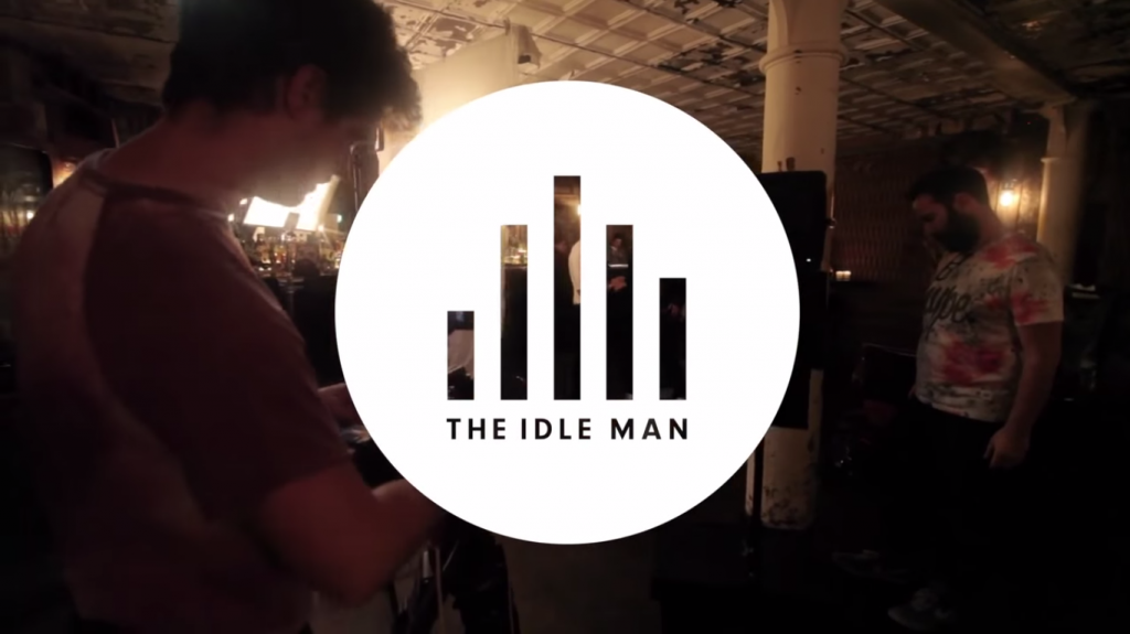 THE IDLE MAN AD