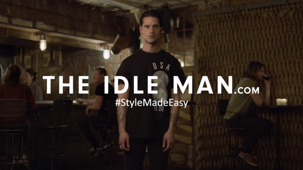THE IDLE MAN ROCK