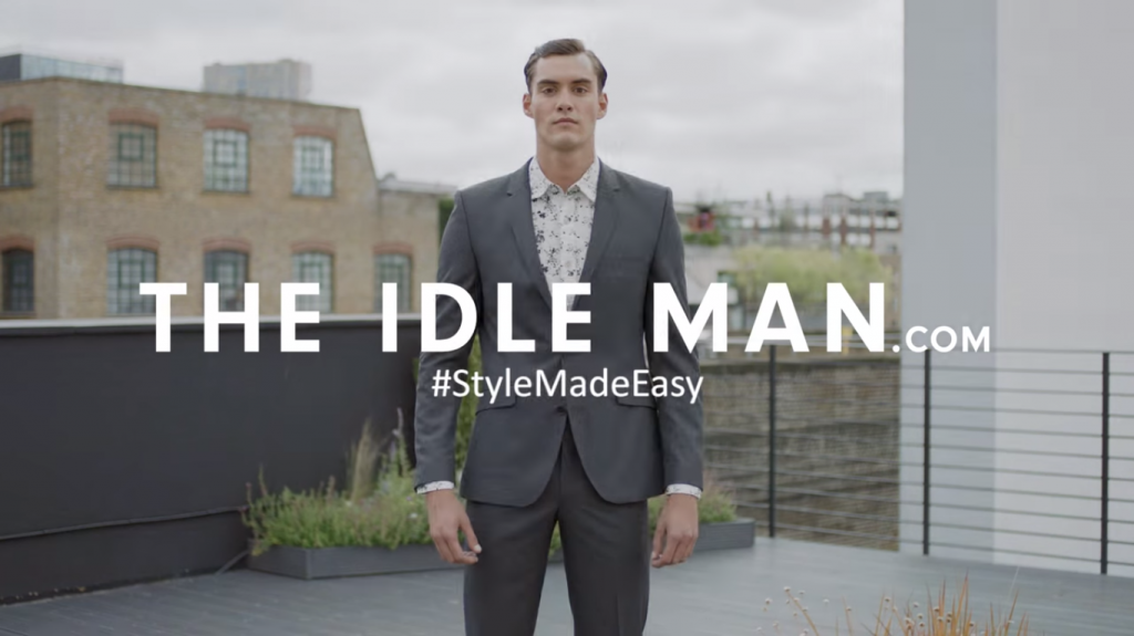 THE IDLE MAN TAILORED