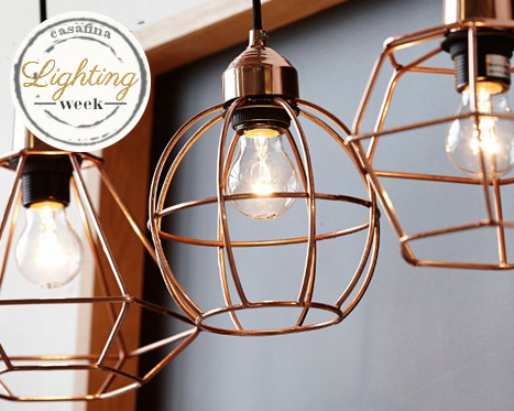 Copper Lighting UP TO 55% OFF