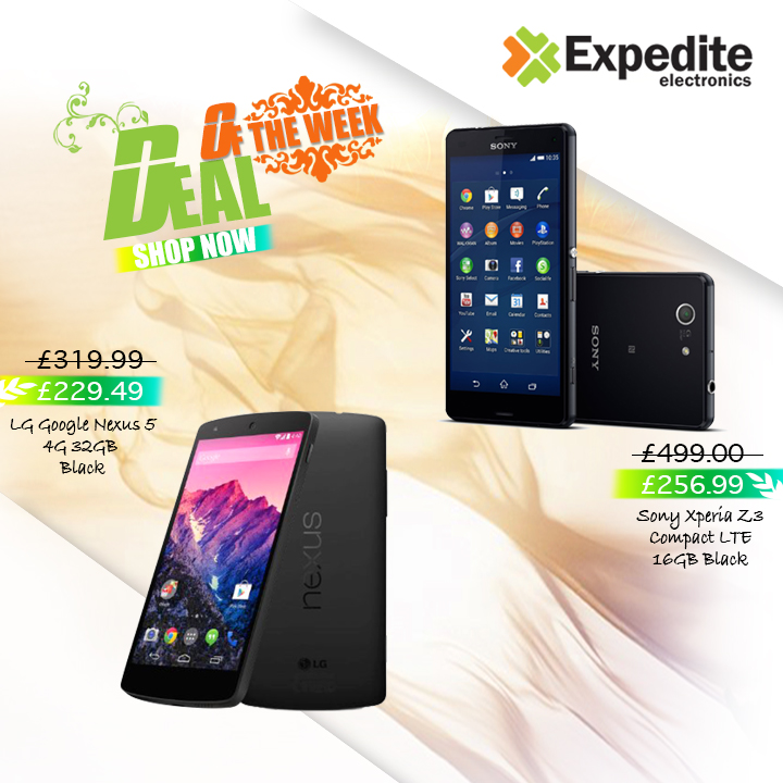 Deal of the week - Expedite Electronics