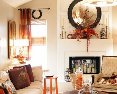 Colours of Autumn: Home Accents UP TO 46% OFF