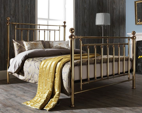 Precious Metal Bed Collection UP TO 51% OFF