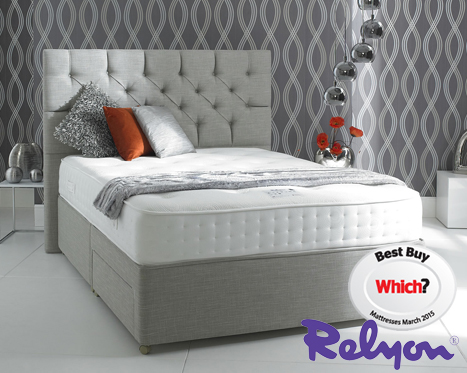 Relyon: Best Mattresses UP TO 65% OFF