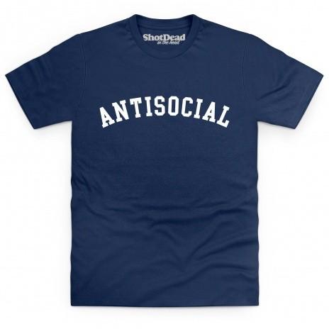 Antisocial T Shirt